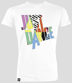 《舞力全开》展会限定版 T恤