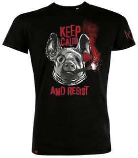 《看门狗:军团》展会限定版 T恤