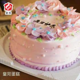 【甜蜜的童年回忆】爱丽丝花镜~鲜果夹心天然淡奶蛋糕