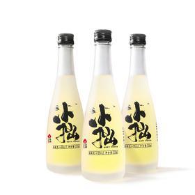 喜神小拙米酒 | 人生匆忙 不如小拙 |  330ml/瓶【严选X乳品茶饮】