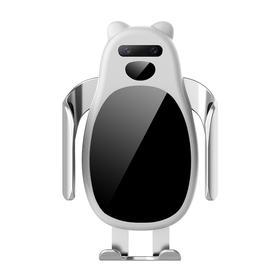 【JISHIYU】车载无线充智能手机支架 光感感应 单手操作 即放即充 支持15W快充