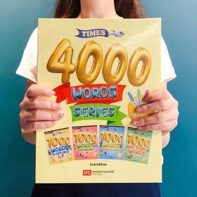 【4岁+】点读版《新加坡4000词典》套装!可配小达人点读笔,串联百科知识,纯正发音,多款可选