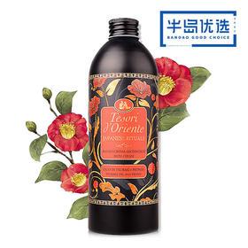 意大利进口丨东方宝石日式风情沐浴乳(山茶花香)500ml 配按压泵