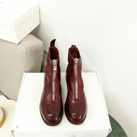 Guidi 正品渠道货! 好货大家都可以分辨 〰️固特易手工鞋 外面都卖到3k 真皮跟 (非普通版本木跟)