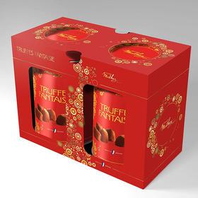 曼斯松露巧克力 500g*2/罐