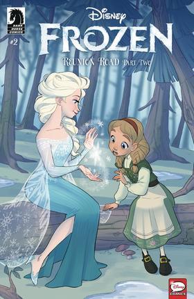 变体 冰雪奇缘 Disney Frozen Reunion Road