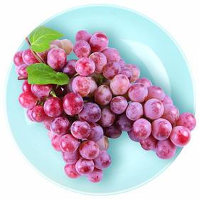 【水果生鲜】云南红提 2斤/盒丨时令鲜果丨甘甜可口