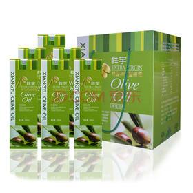 特级初榨橄榄油(喜庆装) 250ml*6/支