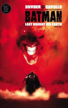 变体 蝙蝠侠 地球最后的骑士 Batman Last Knight On Earth
