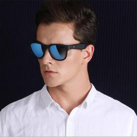 【通话·听歌·时尚】Gleeman 智能骨传导音乐太阳眼镜/TWS骨传导/智能语音助手/触摸感应/高品质语音通话