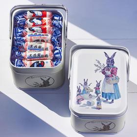大白兔奶糖礼盒装520/300/114克冠生园生日情人礼物喜糖零食糖果