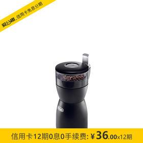 德龙(Delonghi)咖啡机 磨豆机 家用电动不锈钢研磨机 KG40