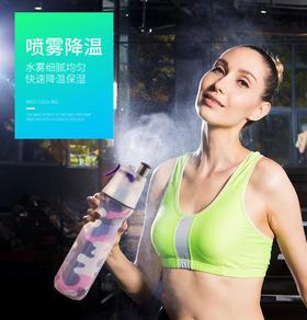 【火爆INS】PETOLAR 便捷喷雾水杯,恒温保冷 ,运动必备,喷雾水壶!