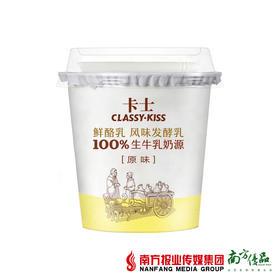 卡士调味鲜酪乳 120g*24