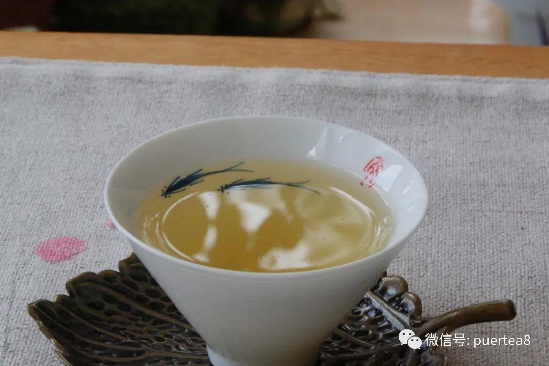 """普洱茶吧春畅""""古境""""珍藏古树春茶2.png"""