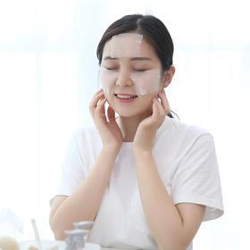 FaSoLa 洗脸巾 纯棉一次性无纺布洁面巾干湿两用全棉面巾纸棉柔巾