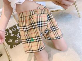 bbr礼盒装短裤 裤子面料很薄 刺绣完整清晰 版型很好 自带礼盒包装 送人零售都是最佳选择 尺码sml