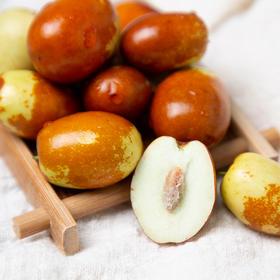 当季上新 | 金丝蜜枣 清甜美味 肉质脆嫩细腻  口感回味无穷  3斤装