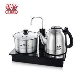 吉谷TC0202电水壶 食品级不锈钢水壶 虾眼水恒温