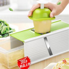 刨丝器厨房多功能切菜器家用切丝刮丝擦丝器土豆丝切丝器切菜神器