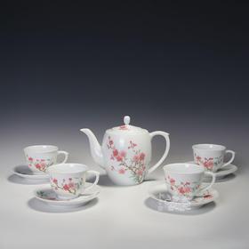 7501毛瓷 茶器