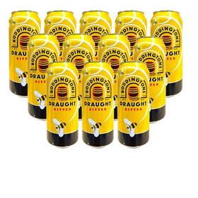 包邮 曼彻斯特奶油 英国 宝汀顿 英式艾尔啤酒 12听装