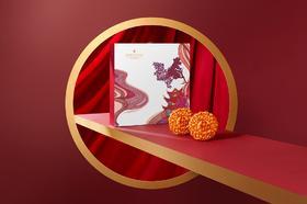 保利酒店中秋月饼尊贵限定礼盒,享10倍飞客里程,有机会赢取林芝保利雅途房券