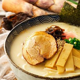 拉面说日式拉面、乌冬面!厨房小白一秒变大厨!媲美日料店的拉面,在家五分钟就能煮!手工半干鲜面,丰富配菜,多种口味组合可选