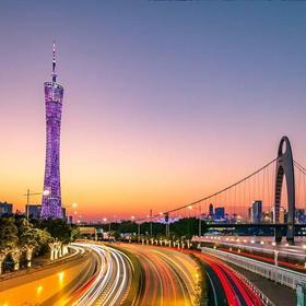 【单身专题】10.26夜徒珠江畔,看广州夜景,边逛边聊