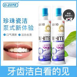 O-ZONE按压式牙膏