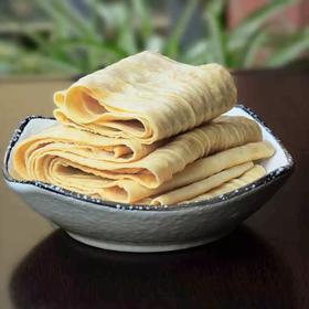 石屏豆腐皮 | 大自然的恩赐 嫩滑松脆有弹性 | 500g【严选X休闲零食】
