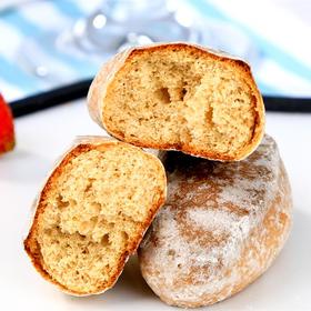 【半岛商城】预售 俄罗斯进口香蕉味光头面包饼干糕点蛋糕老味道网红零食品营养早餐代餐