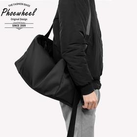 斜跨健身包男女款瑜伽包大容量运动包旅行手提包
