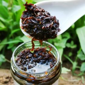 云南香格里拉 鸡枞菌菇酱 传统制作工艺 营养素酱 2瓶装