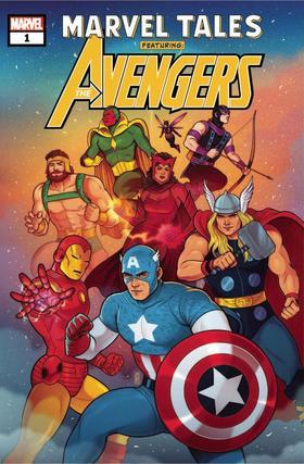 钢铁侠 Marvel Tales Avengers