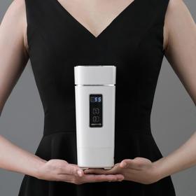 大宇便携式电热水壶 、 随身可带,5分钟烧开一壶水