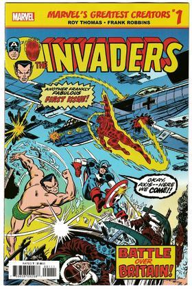 侵略者 True Believers Invaders