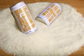 【9.9元限时拼团】龙米家家香金色富硒米丨300g*2罐/箱