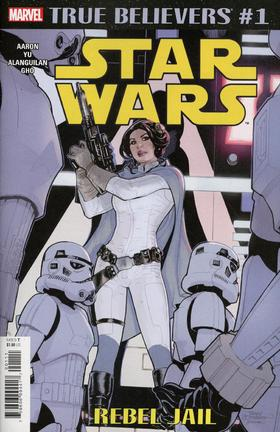 星球大战 True Believers Star Wars Rebel Jail