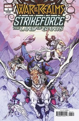变体 诸界之战 War Of Realms Strikeforce Land Of Giants