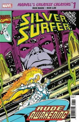银影侠 True Believers Silver Surfer Rude Awakening