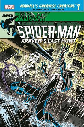 蜘蛛侠 True Believers Spider-Man Kravens Last Hunt