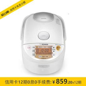 象印(ZO JIRUSHI)日本原装进口IH多功能液晶电饭煲电饭锅NP-NCH