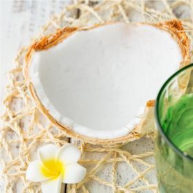 当季上新 | 泰国椰青椰子9个装 新鲜进口 汁水丰盈 椰肉爽口