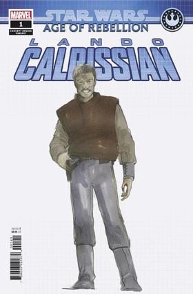 变体 星球大战 Star Wars Aor Lando Calrissian
