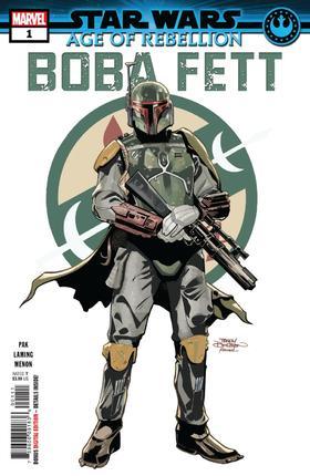 星球大战 Star Wars Aor Boba Fett