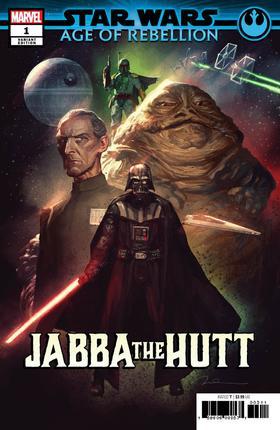 变体 星球大战 Star Wars Aor Jabba The Hutt