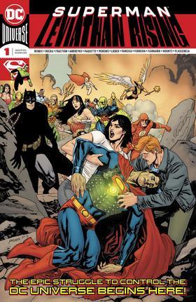 超人 Superman Leviathan Rising Special