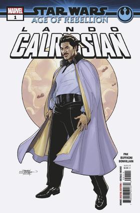 星球大战 Star Wars Aor Lando Calrissian