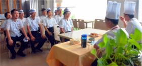 8月26日素菜烹饪厨师长与荤转素研修班报名开启!